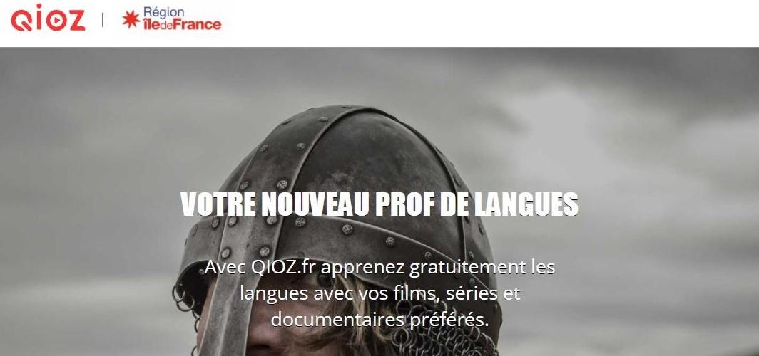 You are currently viewing Apprendre l'anglais gratuitement en Île-de-France avec la plateforme Qioz