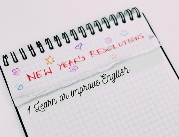 Et si perfectionner votre anglais était votre résolution pour l'année 2021 ?